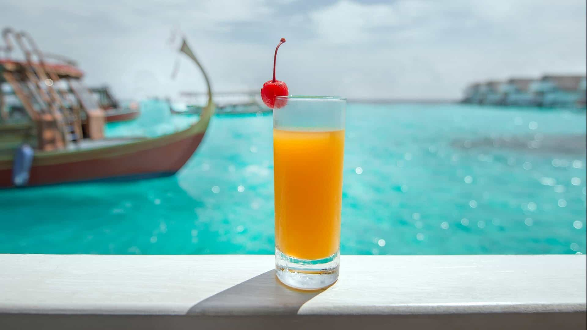 Alcohol in the Maldives