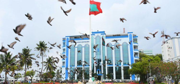 The Maldives capital