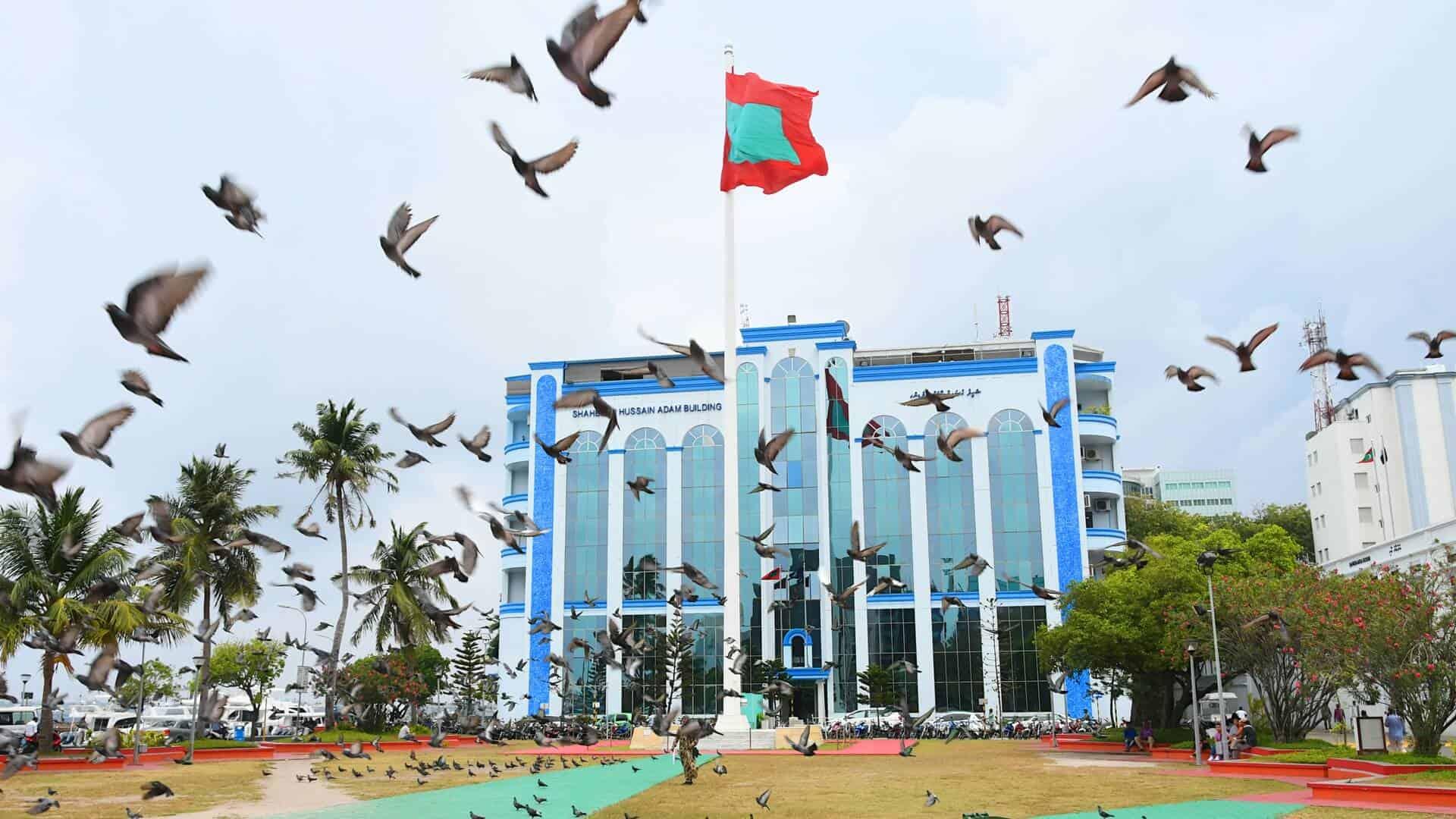 Столица Мальдив