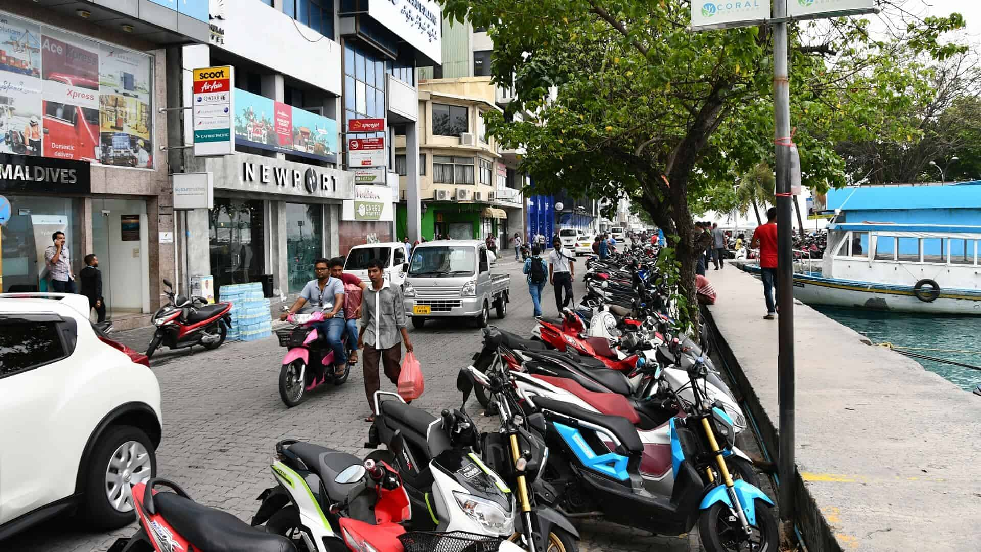 The capital of the Maldives is Male